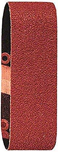 Bosch DIY Schleifband (für Bosch Varioschleifer verschiedene Materialien, 3 Stück, 40 x 303 mm, Körnung 120)