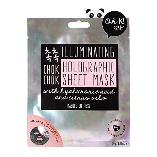 Oh K! Chok - Maschera olografica illuminante