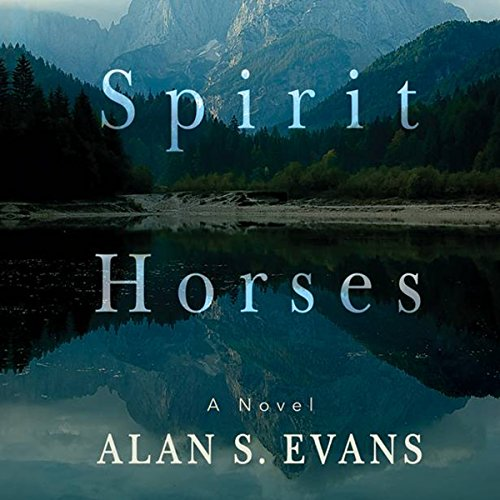 Spirit Horses audiobook cover art