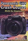 Panasonic GH4 Crash Course Training Tutorial DVD | Made for Beginners!