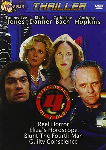 4-Movie Thriller Pack [USA] [DVD]