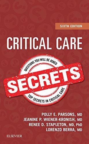 Critical Care Secrets E-Book (English Edition)
