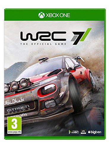 WRC 7 - The Official Game - Xbox One [Edizione: Regno Unito]