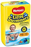 Huggies Little Swimmers Schwimmwindeln, Gr.5/6, 2er Pack (2 x 11 Windeln) - 6