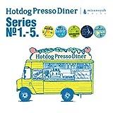 Hotdog Presso Diner Series no.1-5