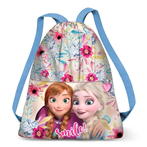Karactermania Frozen Smile-sacca Strap Bolsillo Suelto para