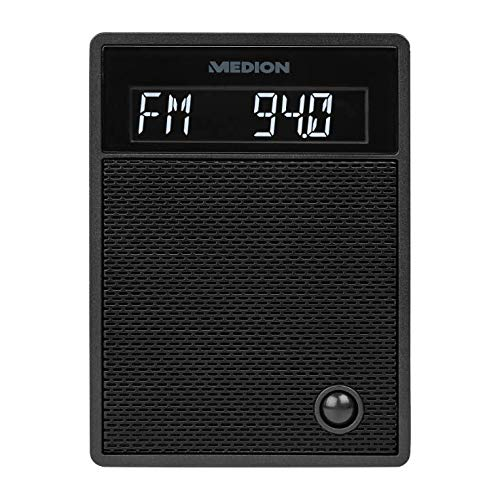 MEDION Life Bluetooth Steckdosenradio (schwarz)