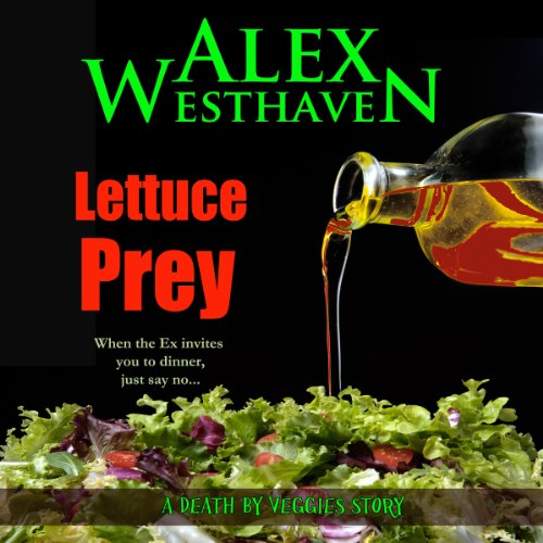 Lettuce Prey audiobook cover art