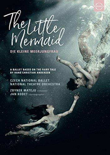 The Little Mermaid (Dvd)(La Sirenetta - Balletto Classico)