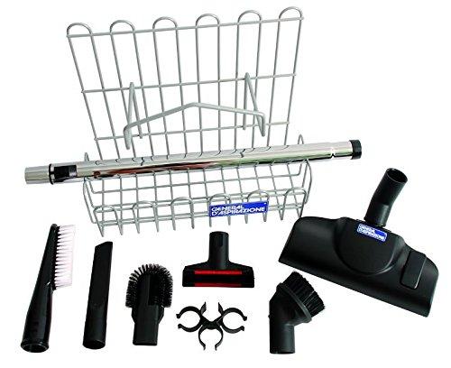 0301011 Kit Limpieza Medio accesorios aspiración centralizado universal