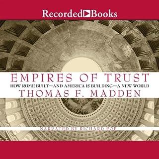 Empires of Trust audiobook cover art