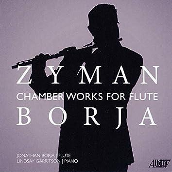 Samuel Zyman: Chamber Works for Flute