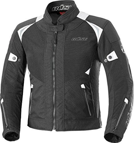 Büse Solara Damen Jacke, Farbe:schwarz/weiß, Größen:44