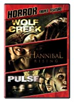 Wolf Creek/Pulse/Hannibal Rising [DVD] [Import]