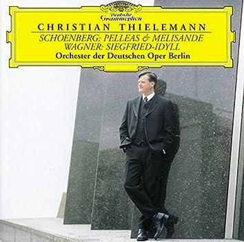 Schoenberg: Pelleas & Melisande / Wagner: Siegfried-Idyll