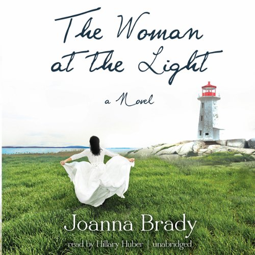 The Woman at the Light audiobook cover art
