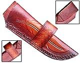 Hecha a Mano Dessi 2109 Funda de Piel para Cuchillos y Herramientas