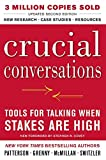 Crucial Conversations: Tools for Talking When Stakes Are High (Hardback) - Common