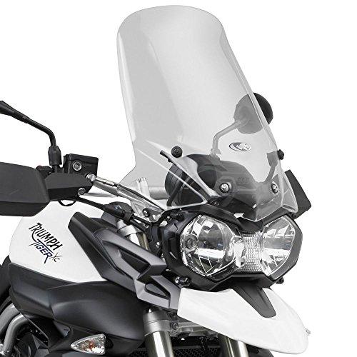 Spezifisches Windschild transparent für Triumph Tiger 800/Tiger 800XC