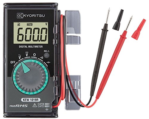 共立電気計器(KYORITSU) カード型デジタルマルチメータ KEW 1019R