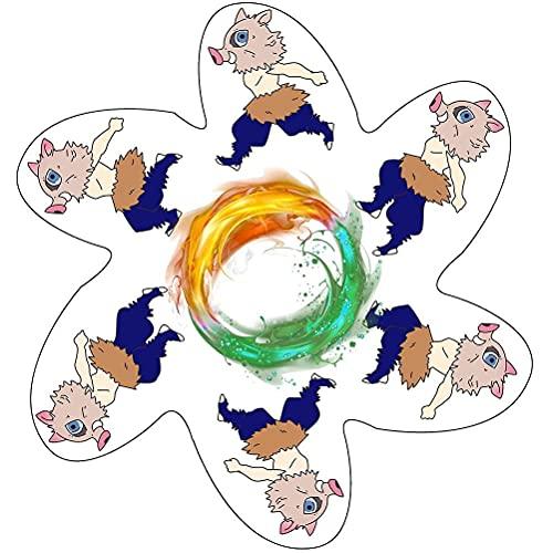 HEXLONG Fidget Spinner Dinámico de la yema de los Dedos Juguete de Spinning Top para Niños con TDAH Adultos y Niños Aliviar la Ansiedad y el Estrés Juguete