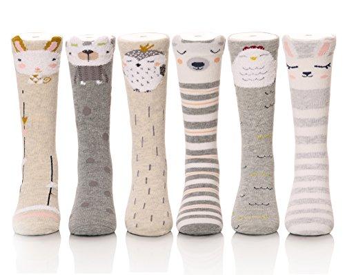 Color City Unisex Baby Girls Socks …