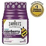 Zarbee's Naturals Children's Elderberry Immune Support* with Vitamin C & Zinc