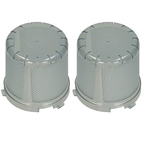 Spares2go Dustbuster Pre Motor Filter für Black & Decker dvj320j & fej520jf Staubsauger (2Stück)