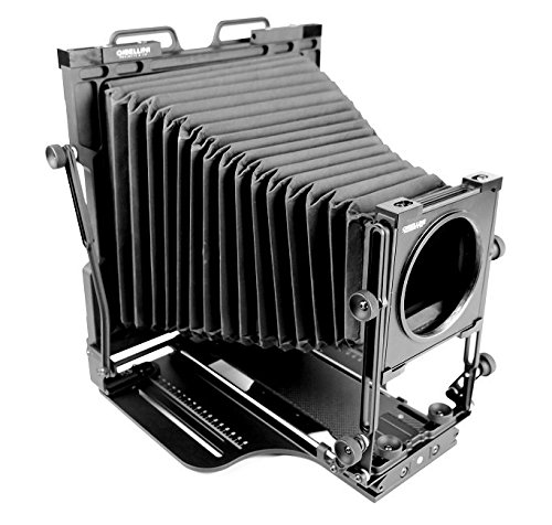 Gibellini Italian 8x10 Large Format Folding Black Bellows Camera AA-N810
