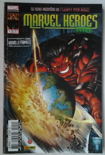 Marvel heroes extra 09 : red hulk