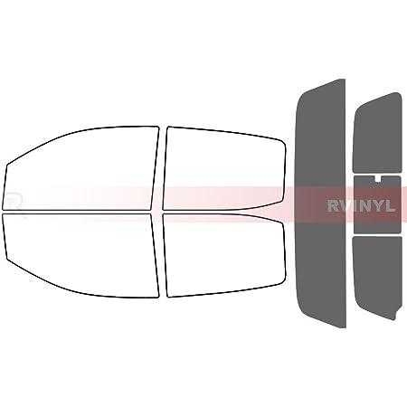 20/% Rtint Window Tint Kit for Chevrolet Colorado 2004-2012 Back Kit