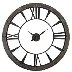 Uttermost Ronan Large Wall Clock 60