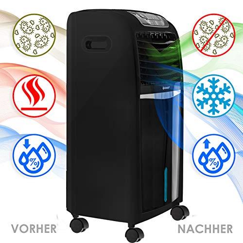 Mobile Klimaanlage 8 L Wasser/Eis Tank Ionisator Luftbefeuchter Bild 3*