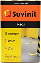 Tinta Suvinil Tintas para piso 18L - Vermelho demarcação - 53420063