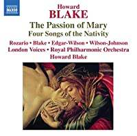 Passion of Mary/Four Songs of the Nativity