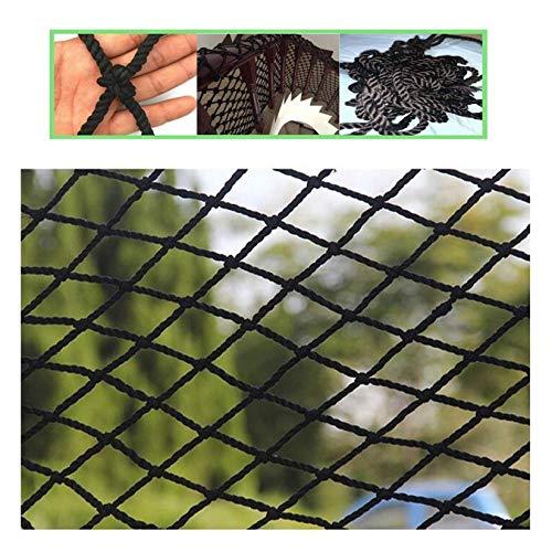 KUANDARGG Red de protección de seguridad para niños al aire libre, red decorativa para mascotas, gato o balcón, 2 x 2 m