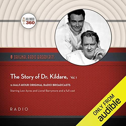 Couverture de The Story of Dr. Kildare, Vol. 1