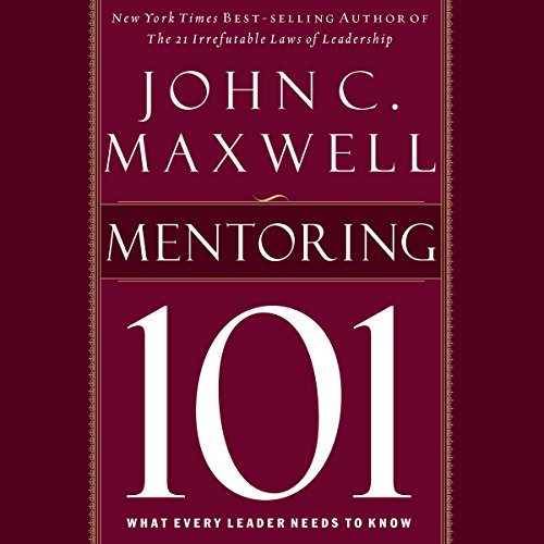 Mentoring 101 audiobook cover art