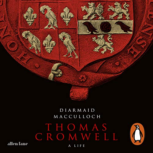 Thomas Cromwell cover art
