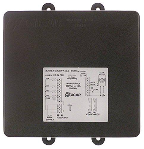 Zentraleinheit für Espressomaschine 230V AC 2-gruppig