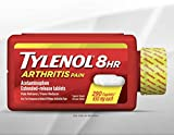 Tylenol Arthritis Pain Reliever 650 Mg, 1 Pack, 290Count