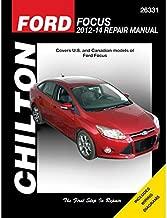 Ford Focus Automotive Repair Manual: 2012 to 2014