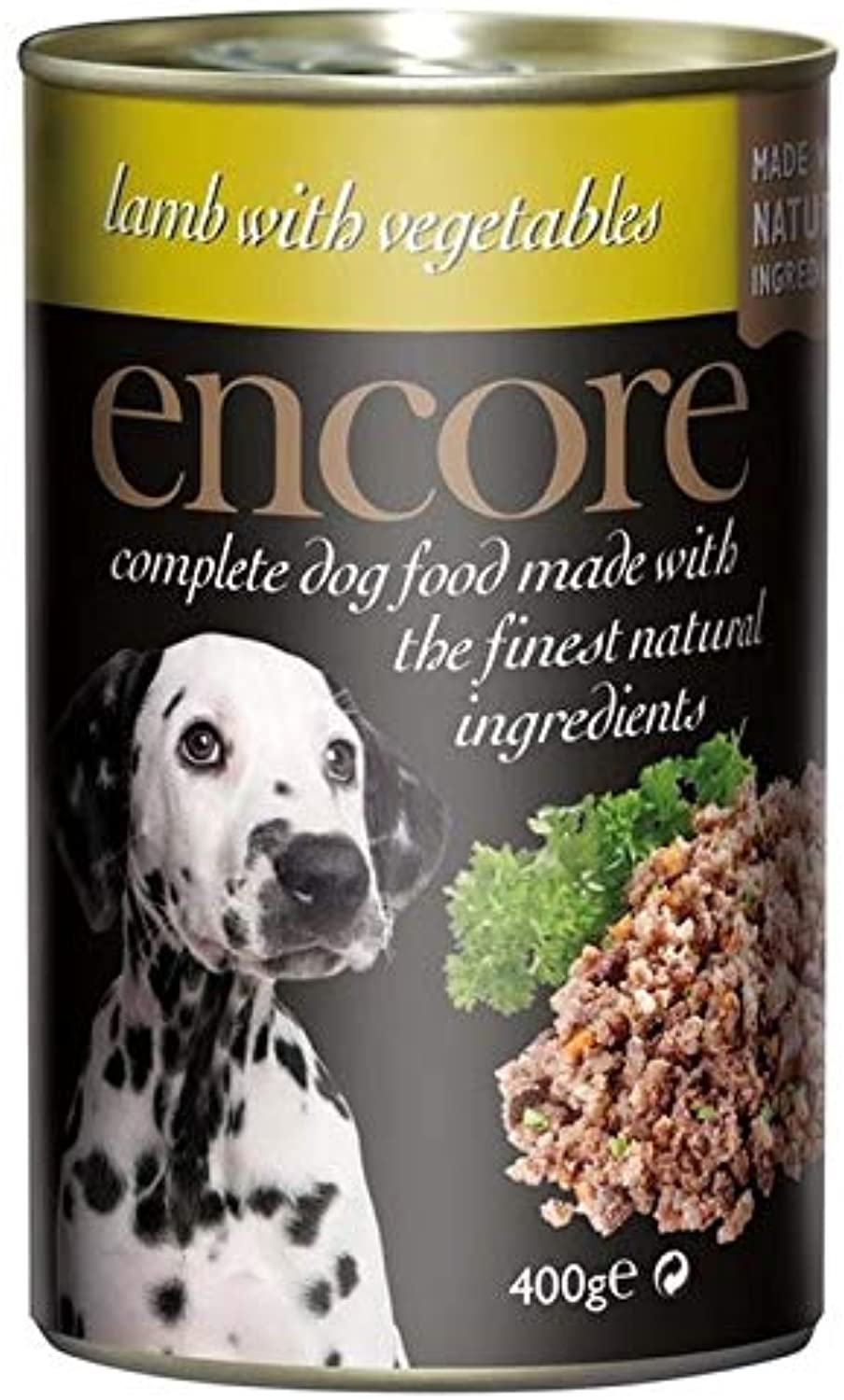 6X Encore Lamb with Vegetables 400g