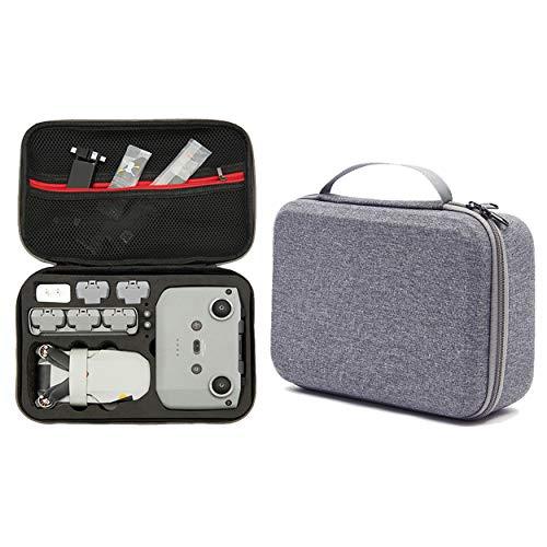 DJFEI Mavic Mini 2 Custodia, Mavic Mini 2 Borsa a Tracolla Portatile Borsa di Grande capacità Custodia per Trasporto e Protezione Accessori Drone per DJI Mavic Mini 2 (Nero)