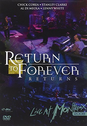 Return To Forever - Live At Montreux 2008 [Italia] [DVD]