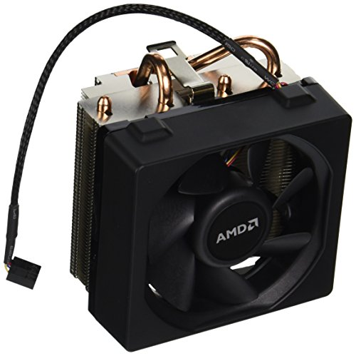 AMD FX 6-Core Black Edition -6350 + Wraith Cooler 3.9GHz 6MB L2 Caja - Procesador (AMD FX, Socket AM3+, PC, FX-6350, 64 bits, L2)