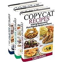 Copycat Recipes Box Set 3 Books in 1 Kindle Edition Deals