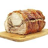 Tronchetto di Porchetta di Ariccia IGP 2 kg circa, Prodotto Artigianale Tipico, Premiata da Gambero Rosso