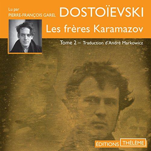 Couverture de Les frères Karamazov 2