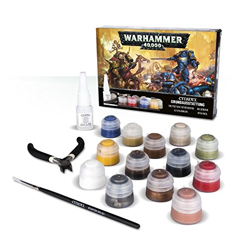 Warhammer 40.000 / Citadel Essentials Set